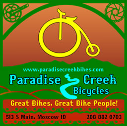 Paradise Creek Bicycles